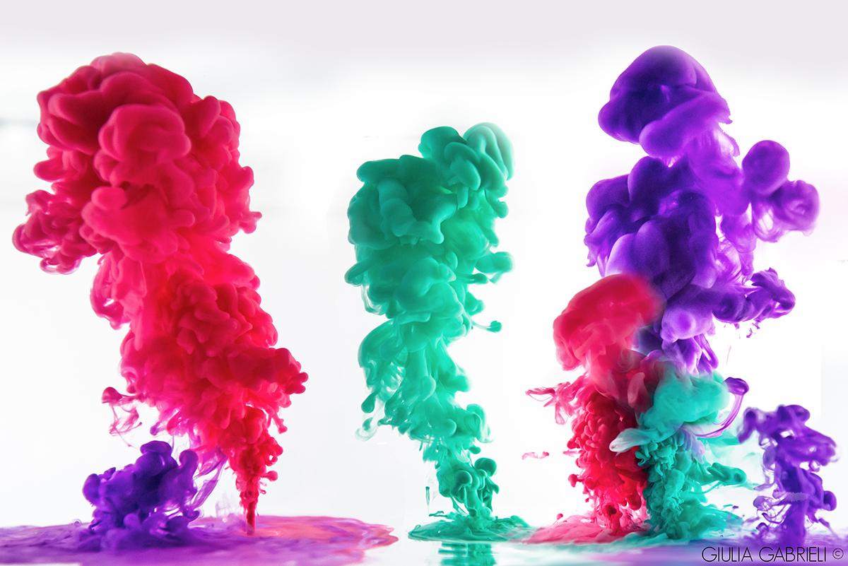 Color splash esplosioni di colore photostory sprea - Immagini di tacchini a colori ...