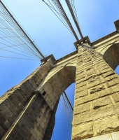 ... N.Y. brooklyn bridge (01) ...