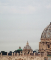 A postcard from Rome
