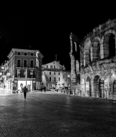 Arena di Verona by night