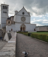 Assisi - Basilica San Francesco