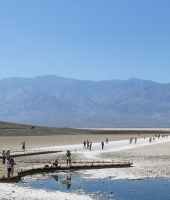 Badwater (Death Valley - USA) - 1