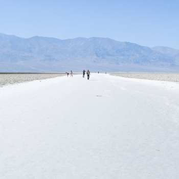 Badwater (Death Valley - USA) - 2