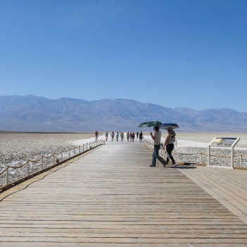 Badwater (Death Valley - USA) - 3