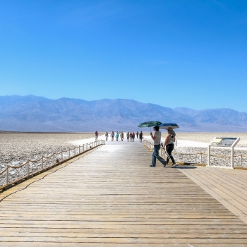 Badwater (Death Valley - USA)