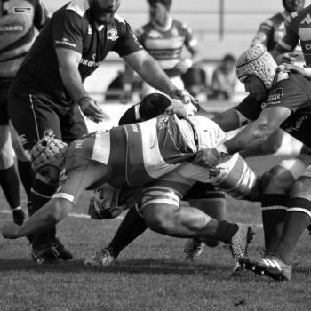 Benetton rugby VS Gloucester