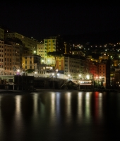 Camogli (GE) by night