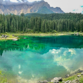 carezza Lake, Bz