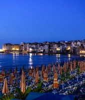 Cefalu' by night