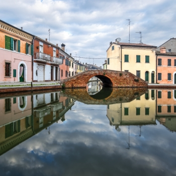 Colors of Comacchio