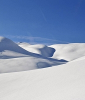 Desert of snow