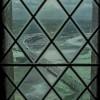 Dietro la finestra dell'abbazia