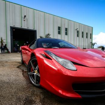 Ferrari che passione!