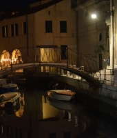 Fondamenta Maddalena by night
