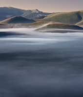 High Fog in Castelluccio