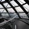 La Cupola del Reichtag di Berlino - Luogo simbolo di rinascita della democrazia sulla barbarie dell'uomo contro i suoi simili
