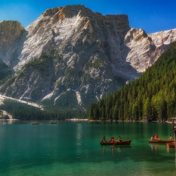 L'estate a Braies