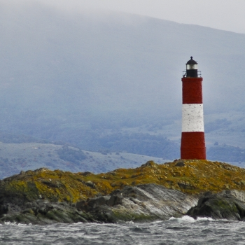 Lighthouse on Beagle Channel
