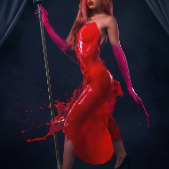 Liquid Jessica Rabbit
