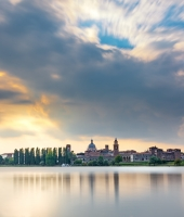 Mantova Reflection