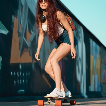 Michela Parutto – Skate Old School