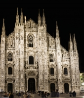 Milano by night