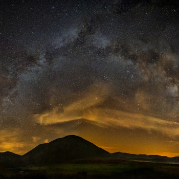 Milky Way for Castelluccio