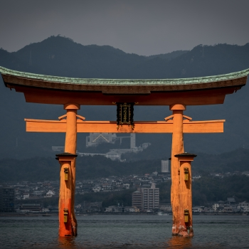 Miyajima - Itsukushima Shrine