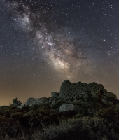 Nuragic milky way