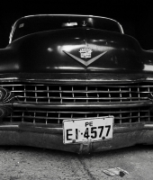 once upon a time.......cadillac coupe' deville 1954