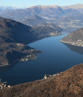 panorama lago Ceresio