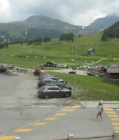 Sestriere panorama
