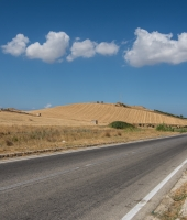 Sicily on the road