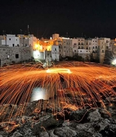 steel wool polignano a mare