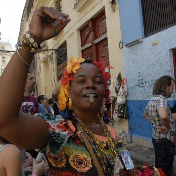 Street to Cuba
