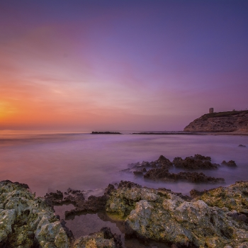 sunset capo mannu