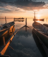 The quiet in Lesina