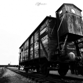 The train of a memory