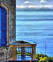 The window on the sea
