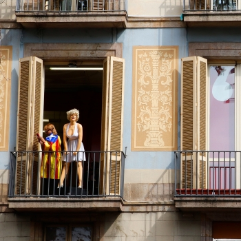 Un giorno a Barcellona