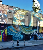 URBAN STREET -BUSHWICK NEW YORK
