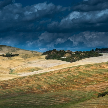 Val d'Orcia - scorcio