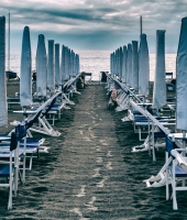 Versilia in winter n.4