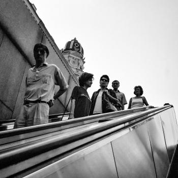 Wien - Underground - Stolen shots (Vienna - Metrò - Scatti rubati)