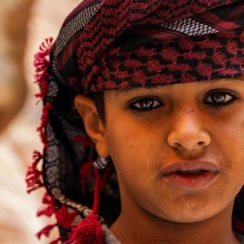 Young Bedouin